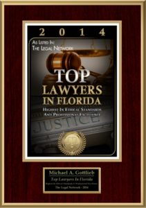 Broward Criminal Lawyer - Top Laywers in Florida award