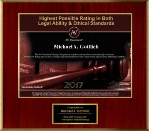 Broward Criminal Attorney - Highest Rating in Legal Ability & Ethical Standards