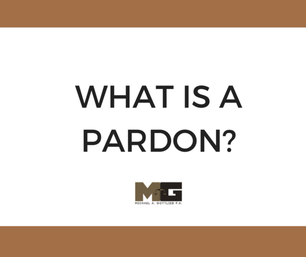 What is a pardon?