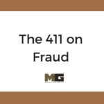 The 411 on Fraud