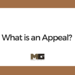 What is an Appeal?