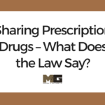 sharing prescription drugs